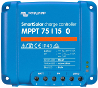 Victron SmartSolar MPPT 75/15 Bluetooth
