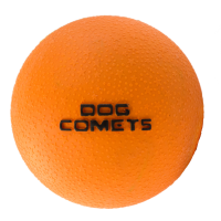 Dog Comets Ball Stardust Orange S