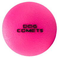 Dog Comets Ball Stardust Roze S