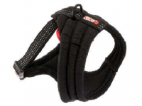 KONG Comfort harness  S Black