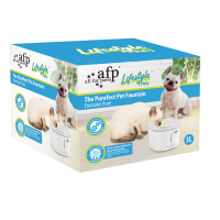 AFP Lifestyle 4 Pet-The Purefect Pet Fountain - 3 Liters