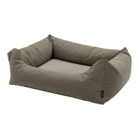 Madison Manchester Pet Bed  Taupe L