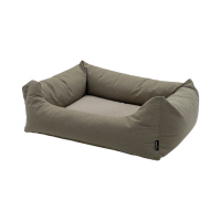 Madison Manchester Pet Bed  Taupe M