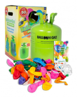 Helium-Ballon-Kit Balloon Gaz 50